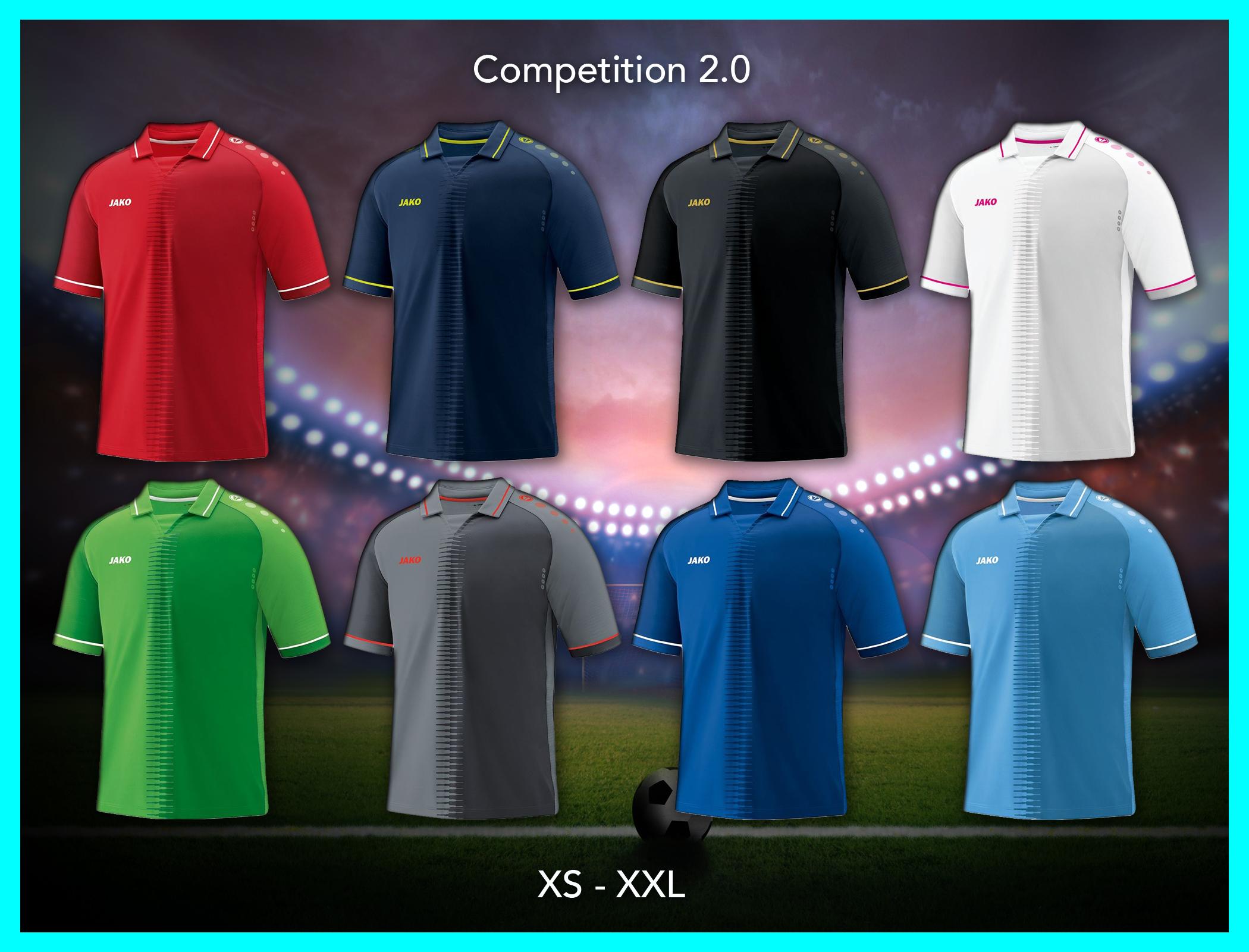 Jalkapallopaita competition 2.0