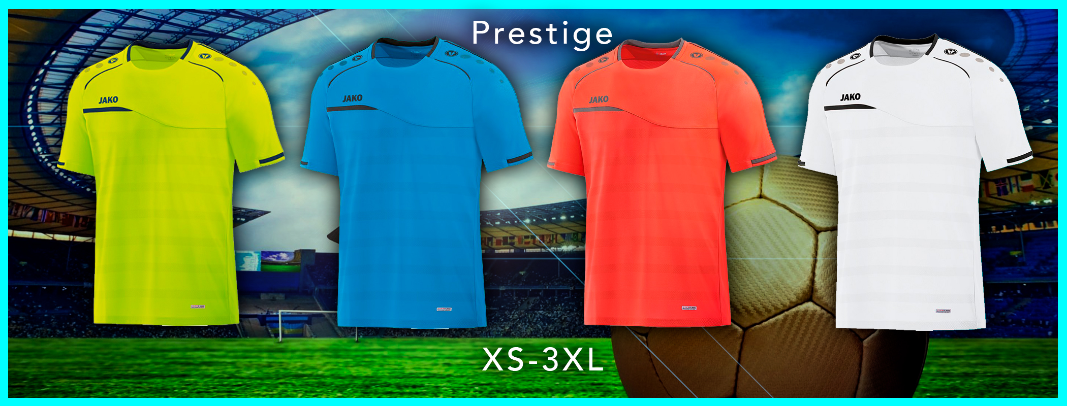 jalkapallopaita team line prestige