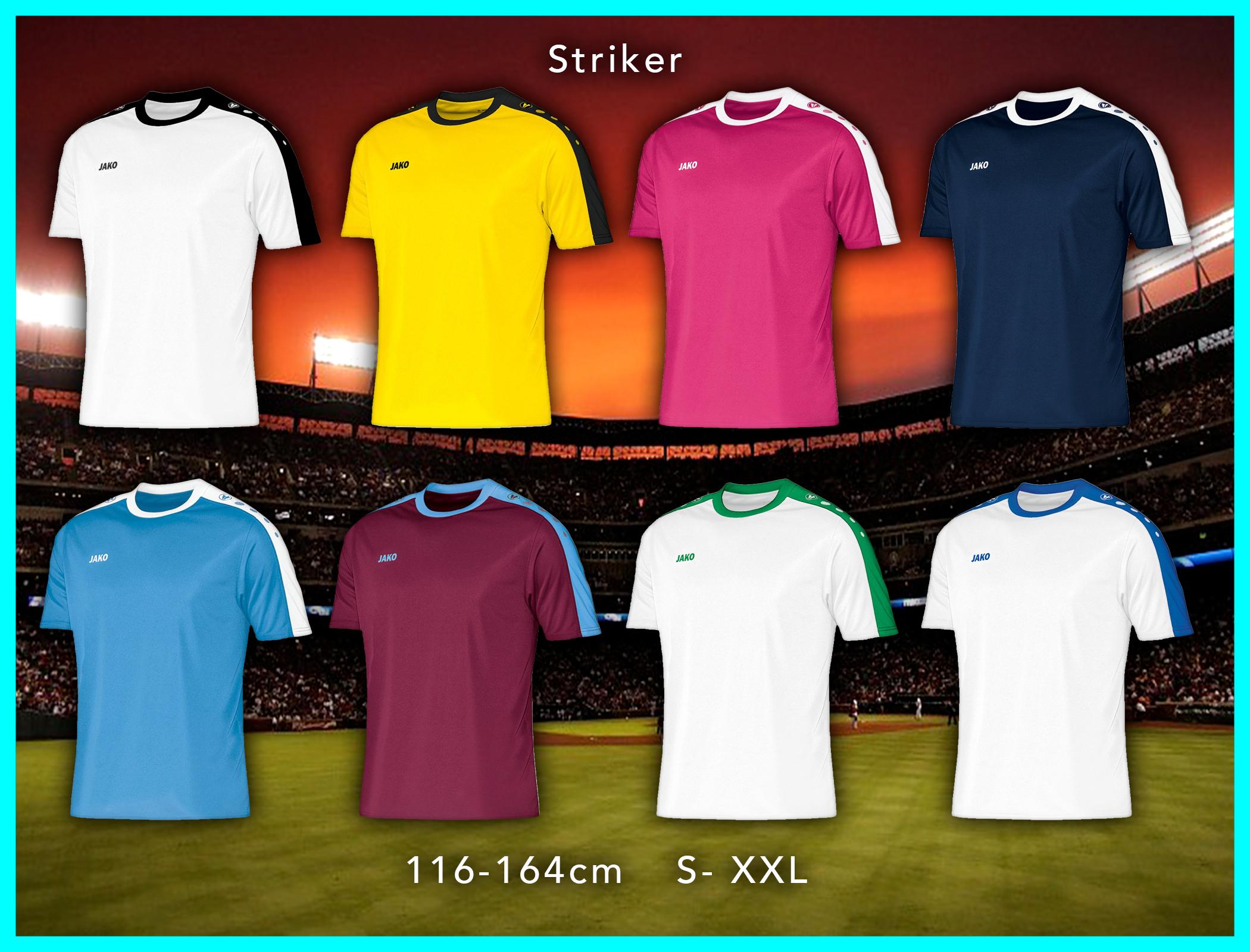 jalkapallopaita striker 2