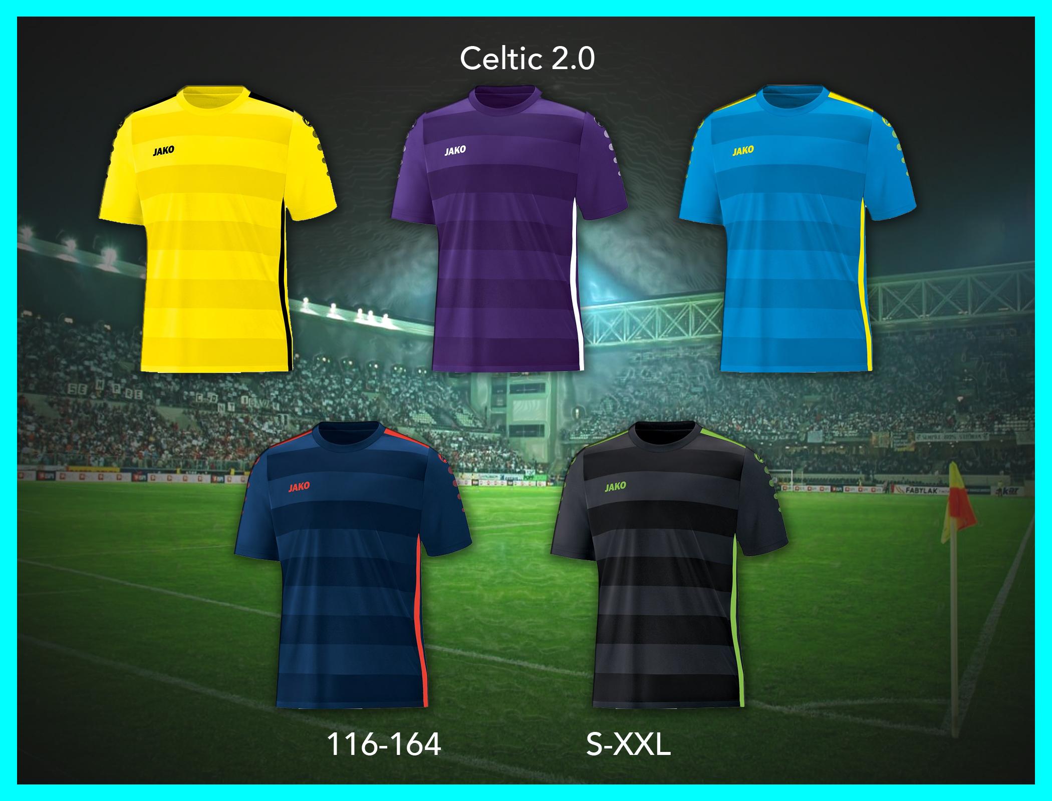 jalkapallopaita celtic 2.0/1