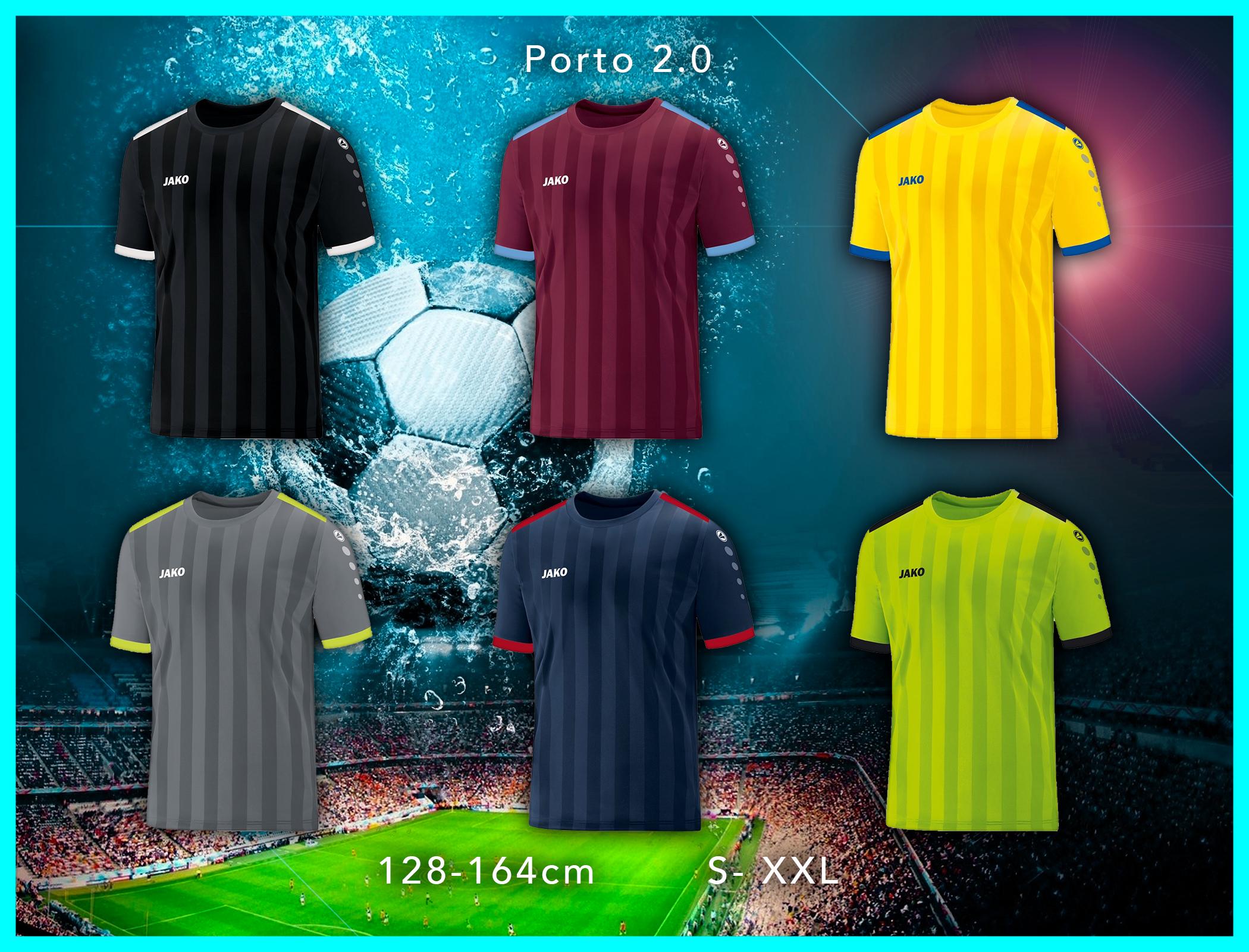 jalkapallopaita porto 2.0