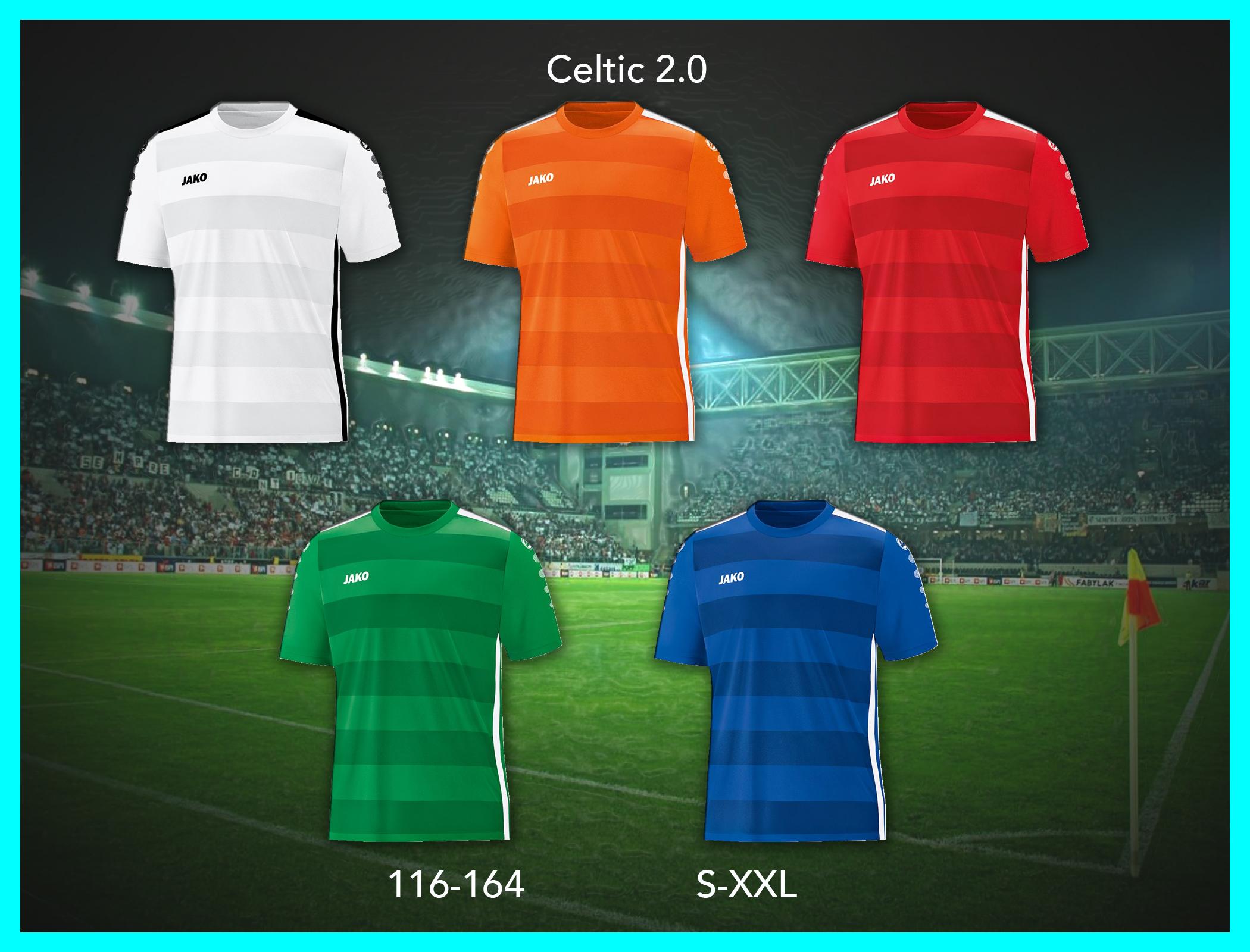 jalkapallopaita celtic 2.0/2